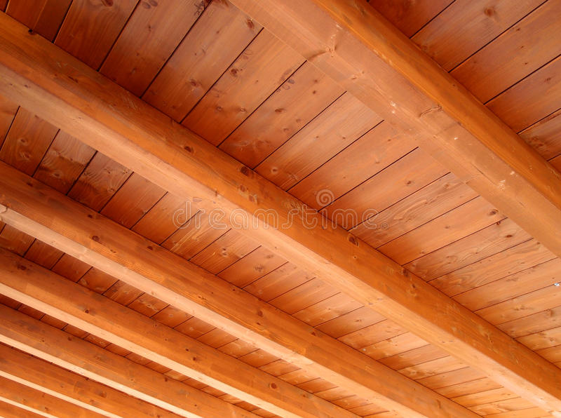 Wooden Roof Stock Photo Image Of Architecture Beams