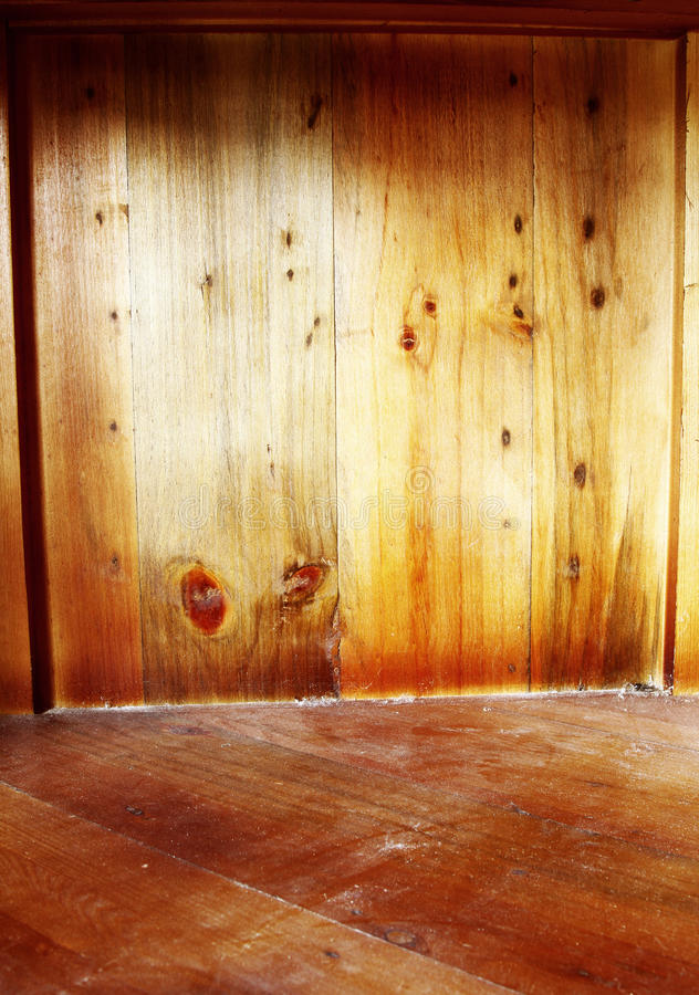 Download Wooden Room Royalty Free Stock Image - Image: 22333176