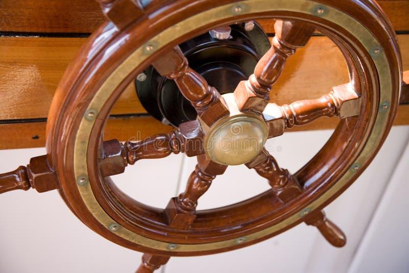 Wooden rudder