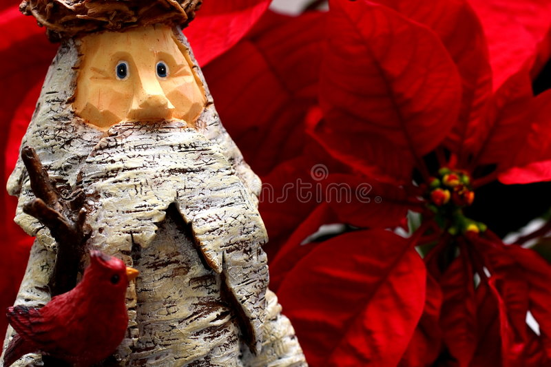 Download Wooden Santa Claus stock image. Image of claus, wood, warm - 7304689