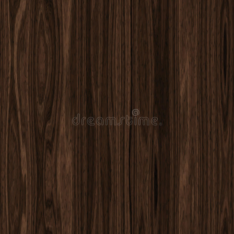 Wooden seamless texture background royalty free illustration