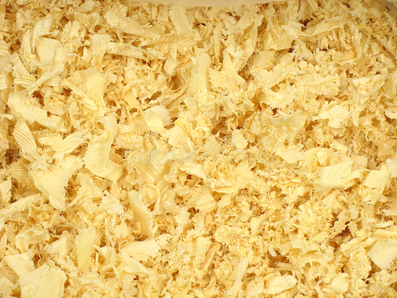 Download Wooden shavings background stock photo. Image of texture - 1643676