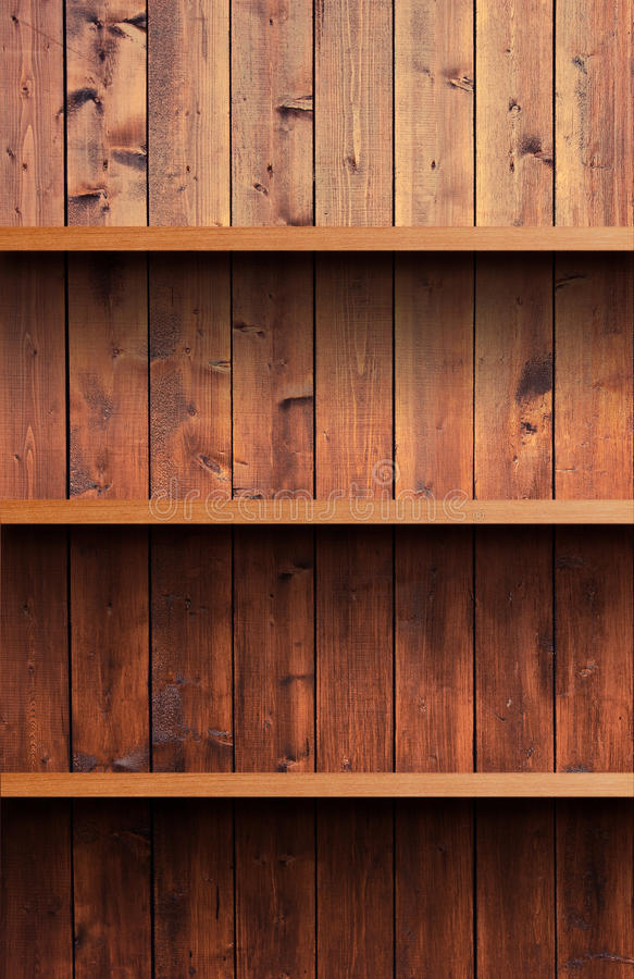 Download Wooden shelf stock photo. Image of shelf, carpentry, bookshelf - 26276024