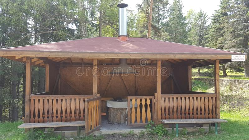 Shelter royalty free stock photography