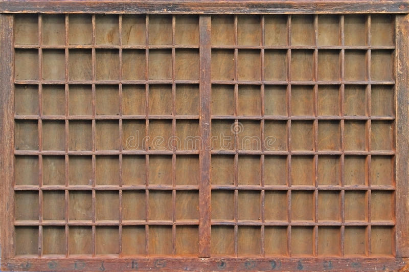 Download Wooden shelves stock photo. Image of crate, shelf, rack - 39506686
