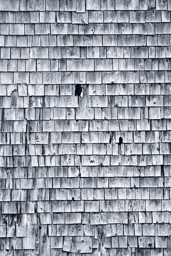 Download Wooden shingle tiles stock photo. Image of house, architectural - 8820076
