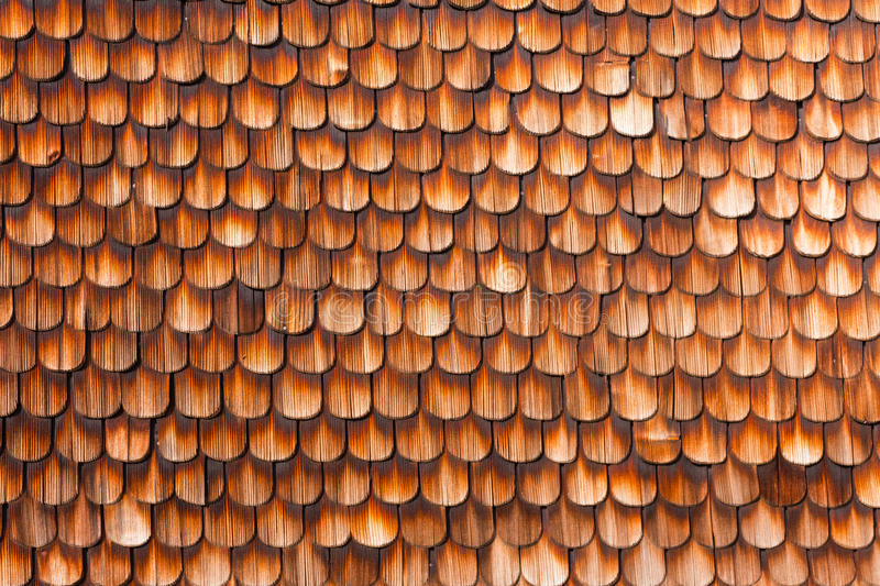 Download Wooden Shingles Background Pattern Stock Photo - Image: 18131608