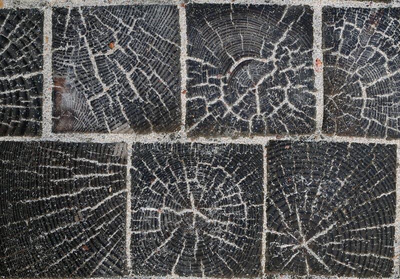 Download Wooden sidewalk stock photo. Image of white, black, vintage - 10946596