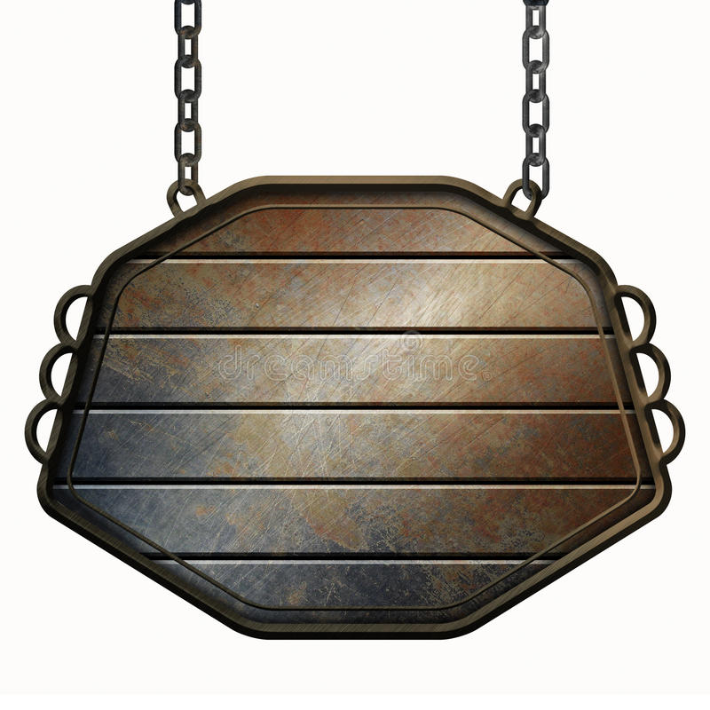 Wooden signage royalty free stock image