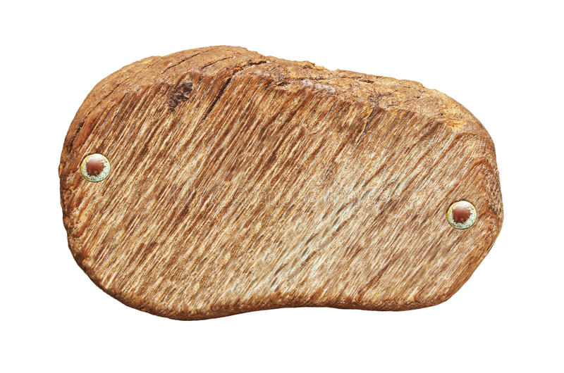 Download Wooden signboard stock image. Image of information, broken - 16801469
