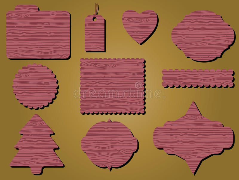 Download Wooden Signboards Stock Photos - Image: 21715383