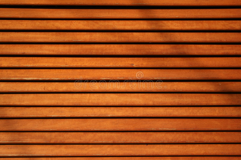 Download Wooden slats background stock image. Image of detail, horizontal - 1709033