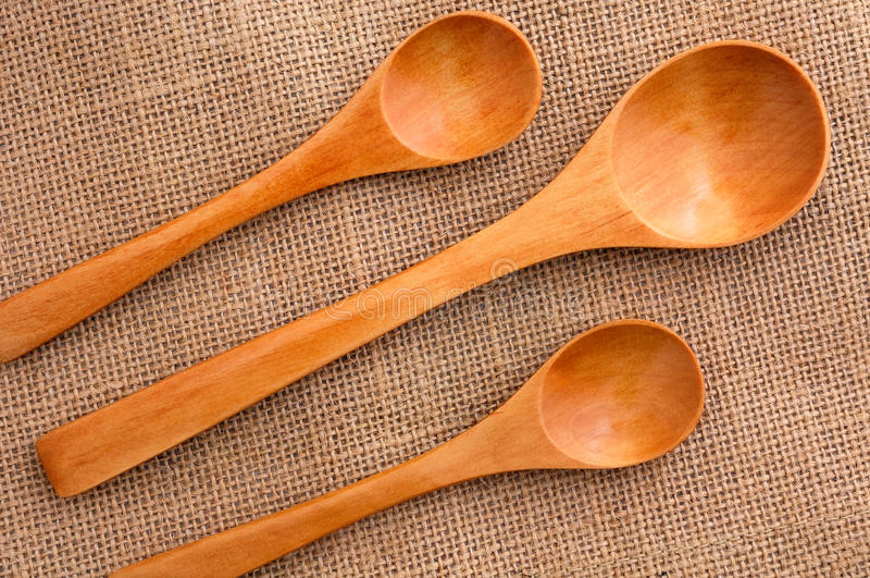 Download WOODEN SPOONS Royalty Free Stock Image - Image: 26871736