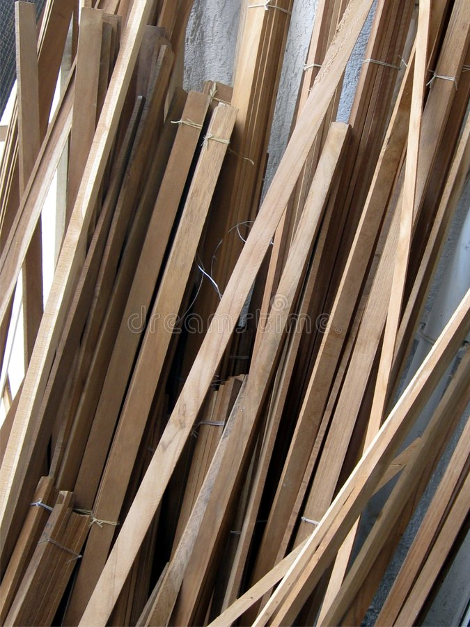 Download Wooden Strips Royalty Free Stock Images - Image: 6821429