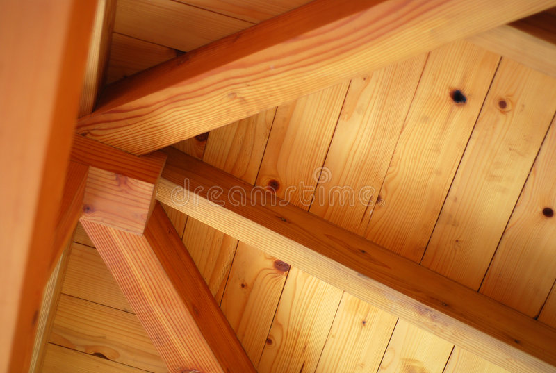 Wooden structure royalty free stock photos