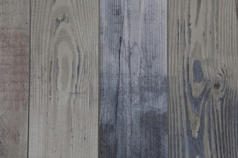 Wooden structure background or parquet blanks. Gray tone stock photo
