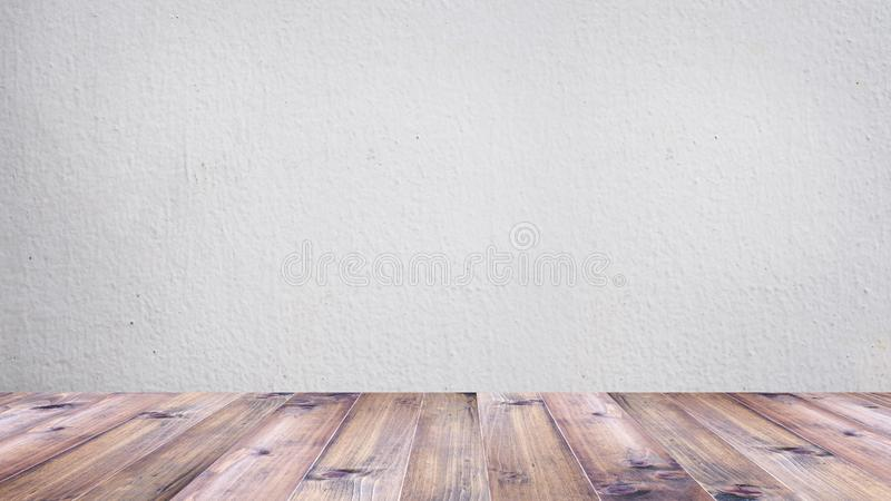 White concrete wall texture and background stock photography
