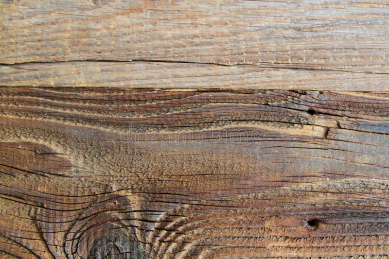 Wooden texture in antique look stock photo