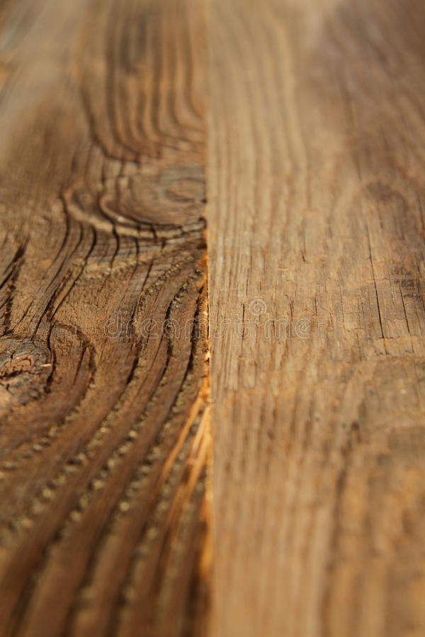 Wooden texture in antique look stock images