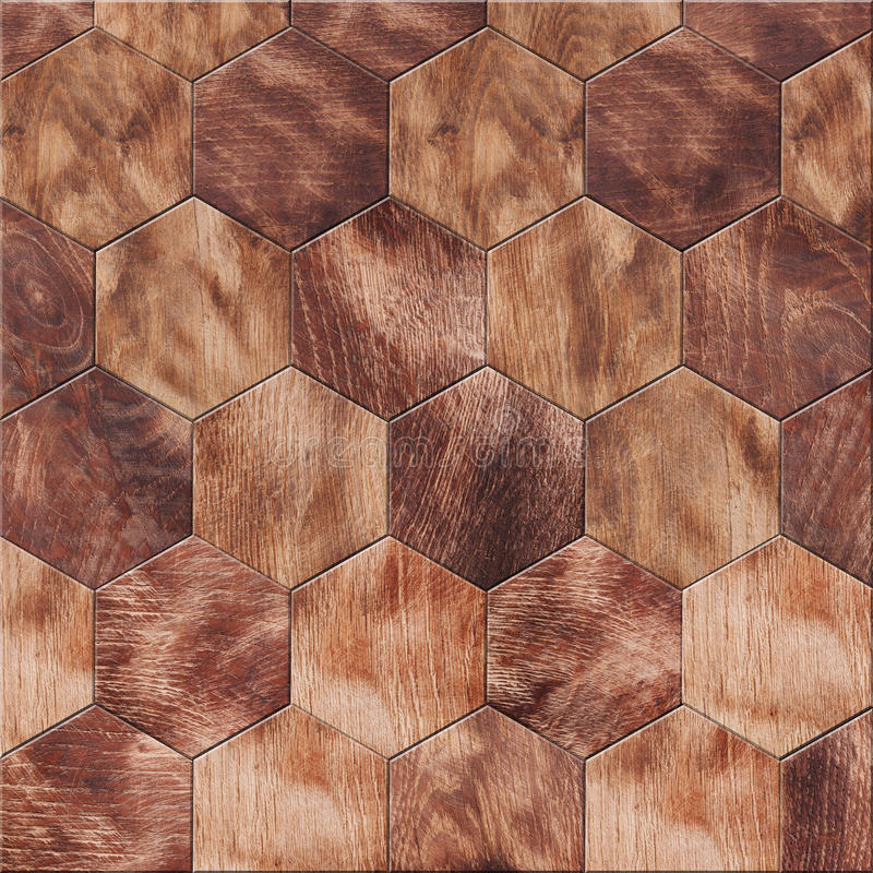 Wooden texture, parquet staggered. royalty free stock image