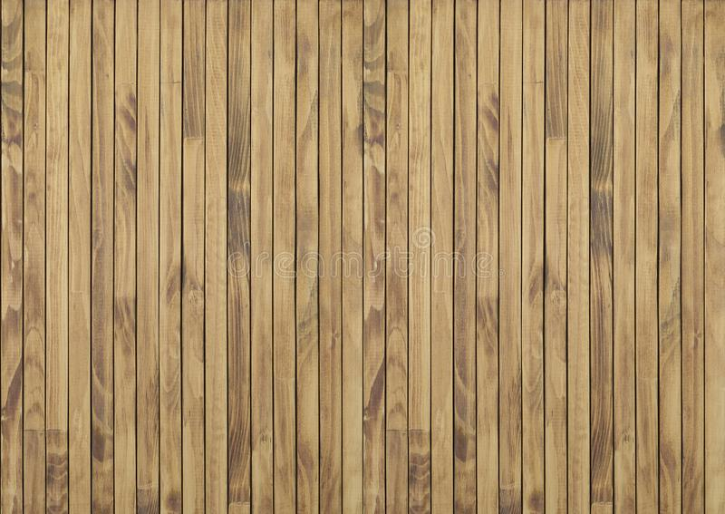 Wooden texture plank wall interior pattern. Background royalty free stock photography
