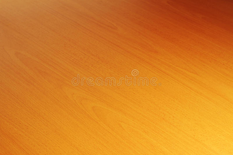 Wooden texture, slanted side view. Brown royalty free stock image