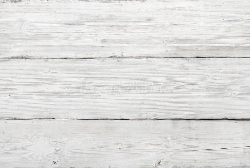 Wood Texture, White Wooden Background, Vintage Grey Timber Plank Wall royalty free stock images
