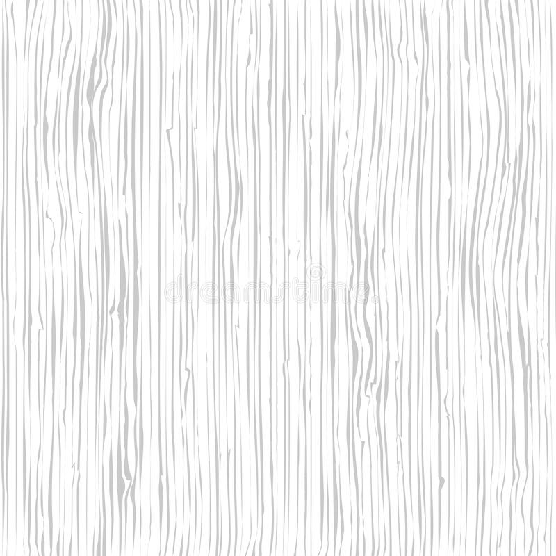 Wooden texture. Wood grain pattern. Fibers structure background, vector illustration stock illustration