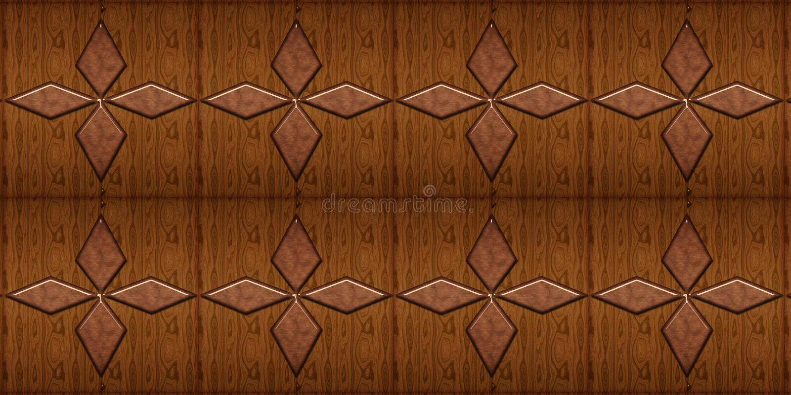 Wooden tiles design pattern. Wall Decor for interior home decoration. Ceramic Tile Design For Bathroom. it can be used for ceramic. Tile, wallpaper, web page stock image