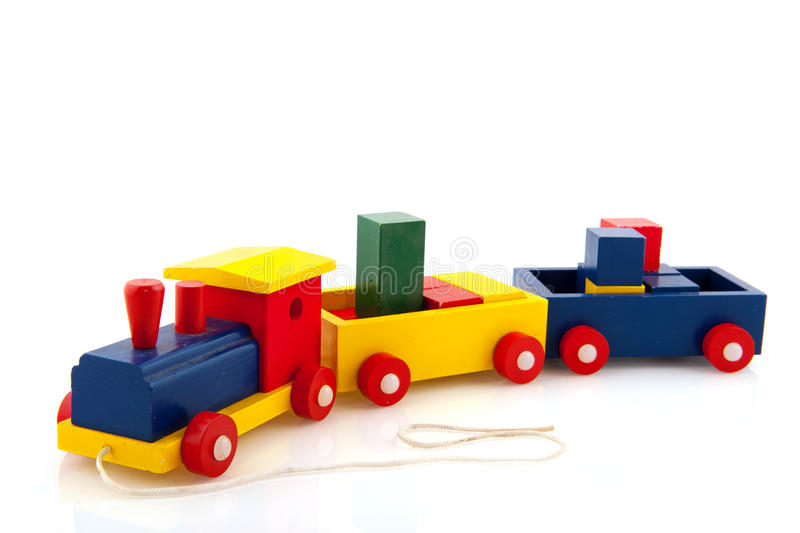 Download Wooden Train Royalty Free Stock Image - Image: 16335666