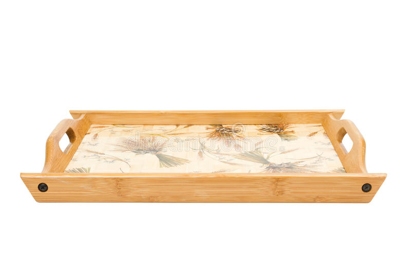 Download Wooden Tray Stock Photography - Image: 20825772