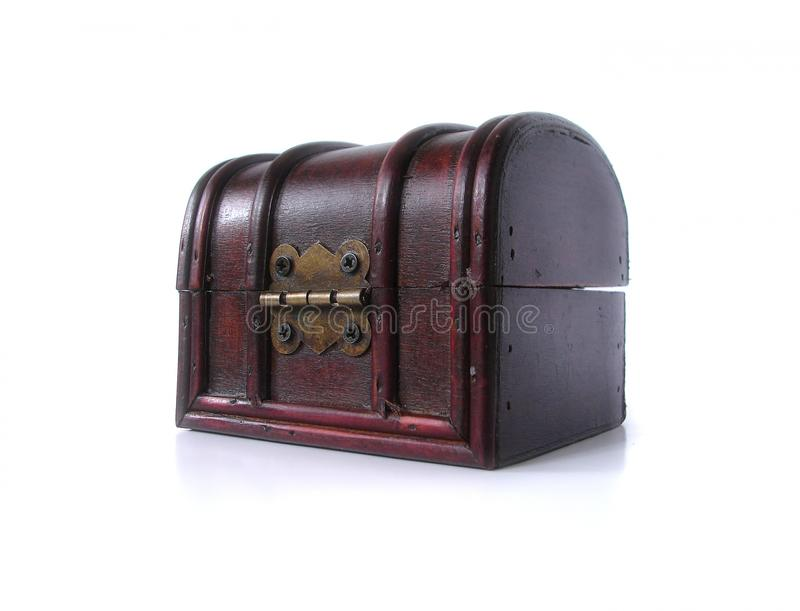 Download Wooden Treasure Chest stock image. Image of golden, pendant - 12901531