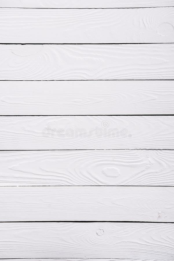 Wooden white striped textured. Background stock photo