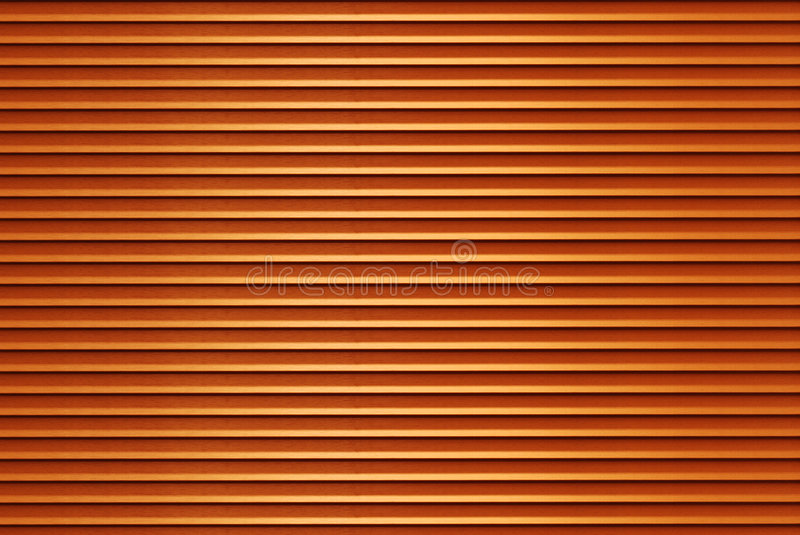 Wooden Window Blind stock photography