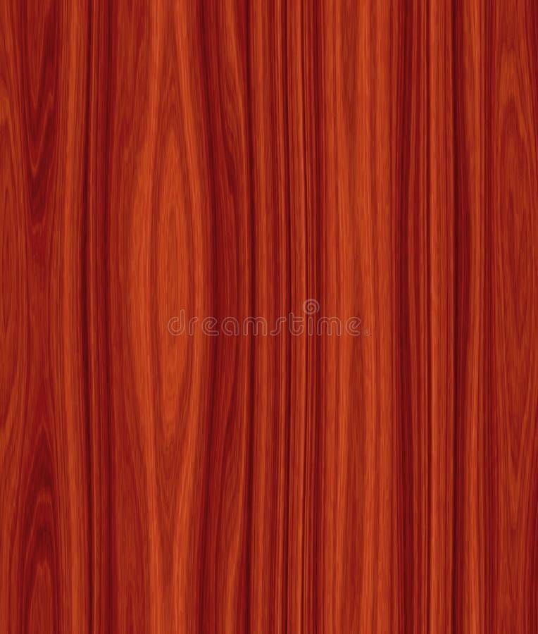 Woodgrain achtergrondtextuur stock illustratie
