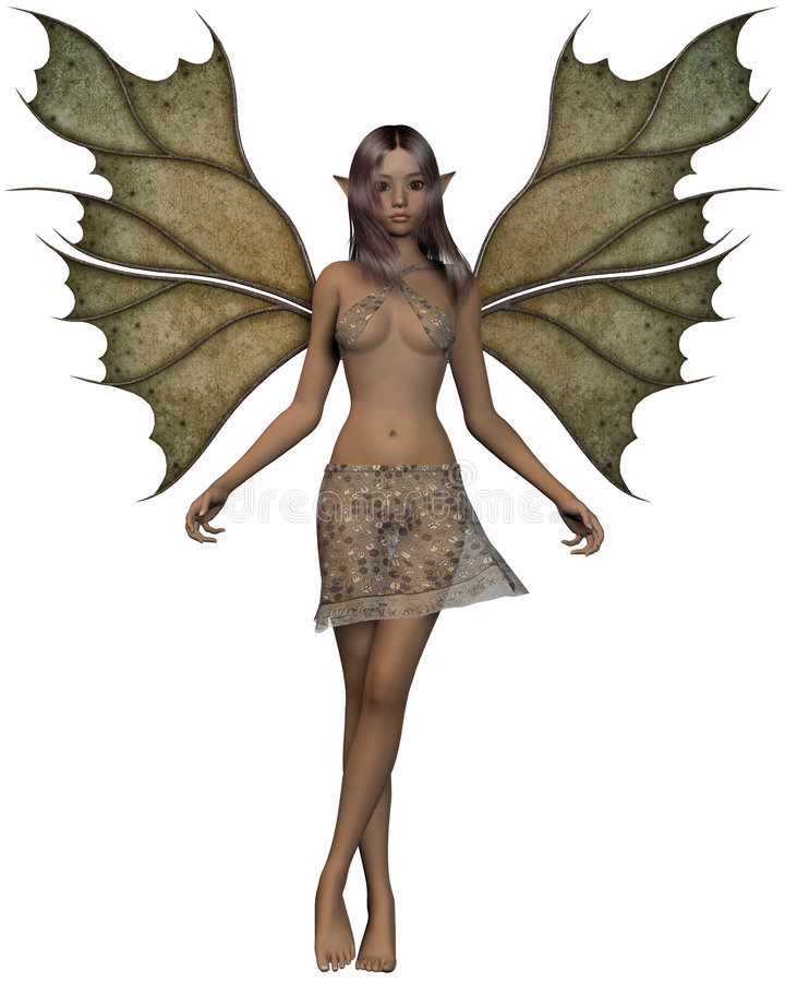 Download Woodland Fairy stock photo. Image of magical, wings, dancing - 6640108