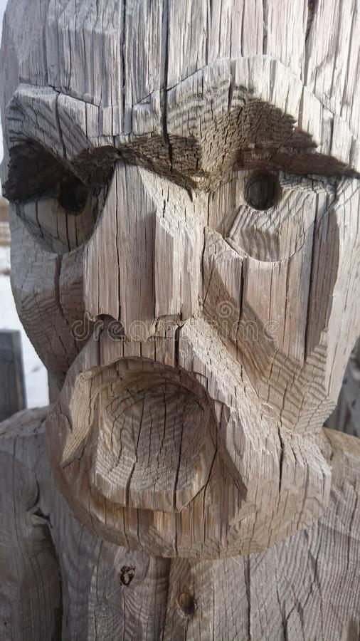 woodman royalty-vrije stock afbeelding