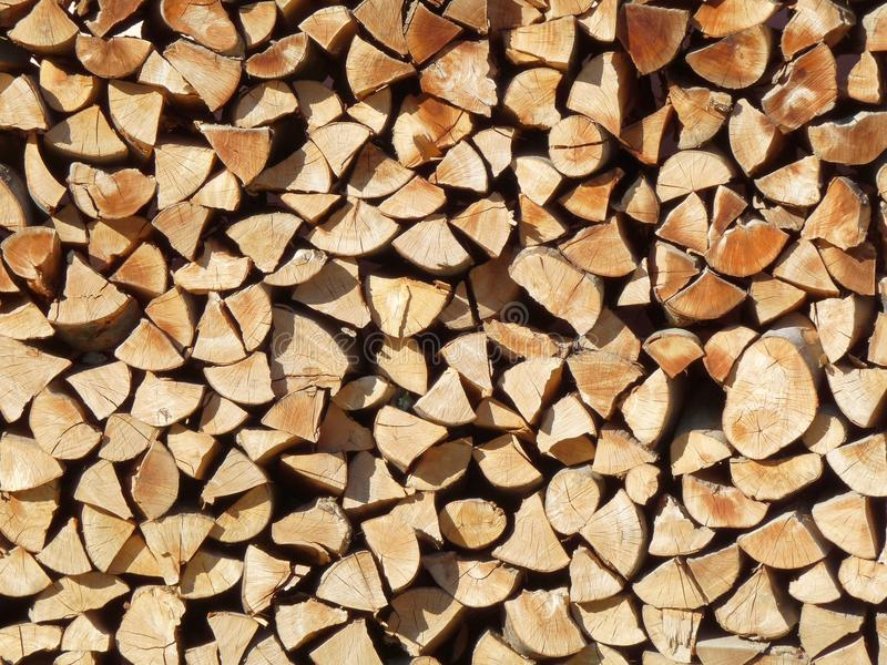 woodpile στοκ εικόνα με δικαίωμα ελεύθερης χρήσης