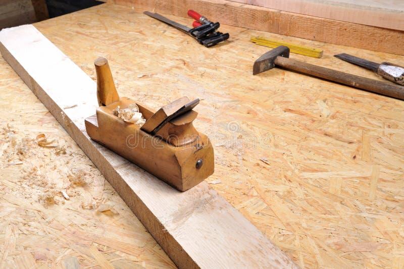 Woodwork zdjęcie stock