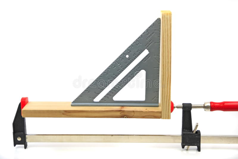 Woodwork Tools stock image