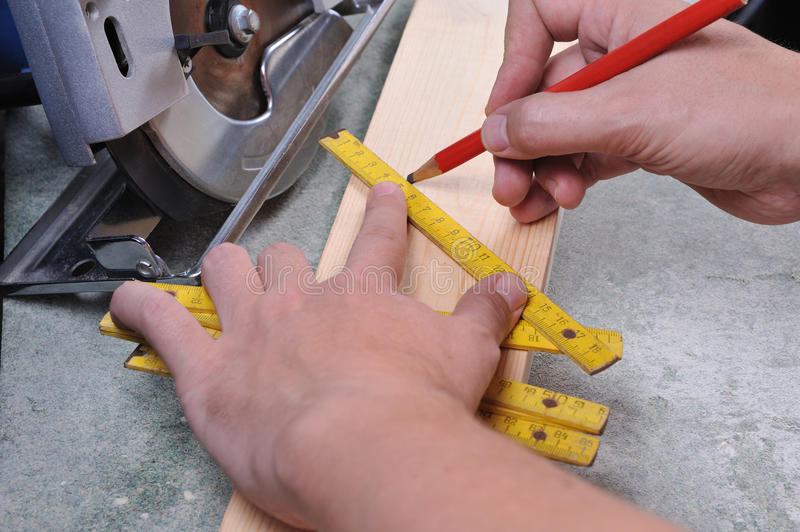 Woodwork royalty free stock photo