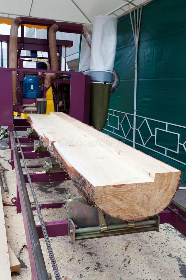 Woodworking fabryka zdjęcie stock
