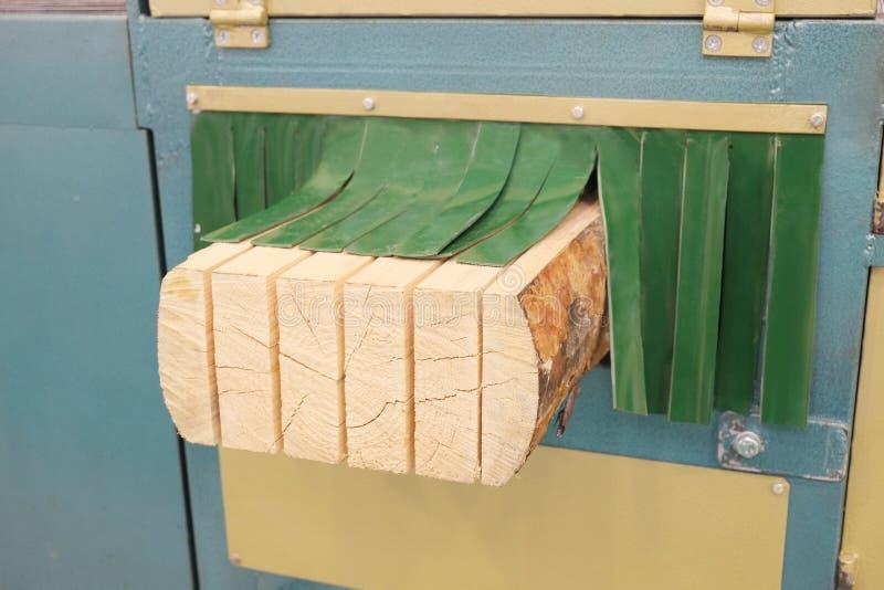 Woodworking maszyna fotografia stock
