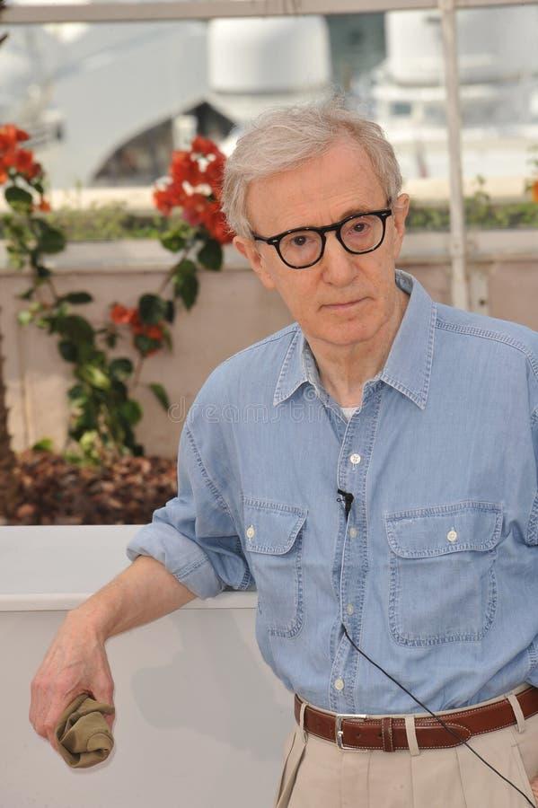 Woody Allen photo libre de droits