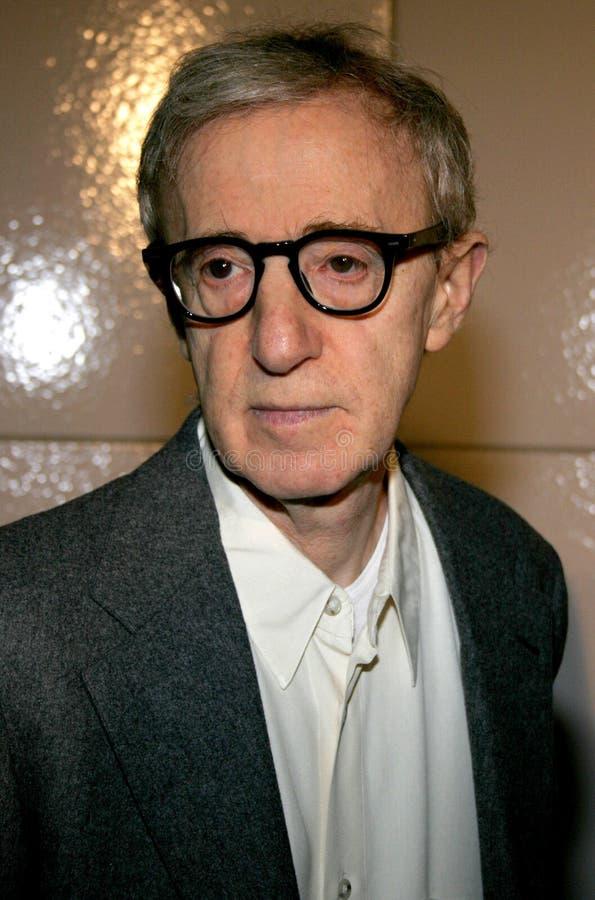 Woody Allen fotografie stock libere da diritti