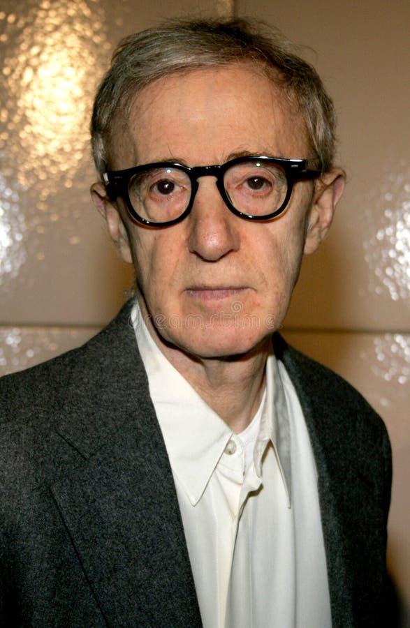 Woody Allen immagini stock libere da diritti