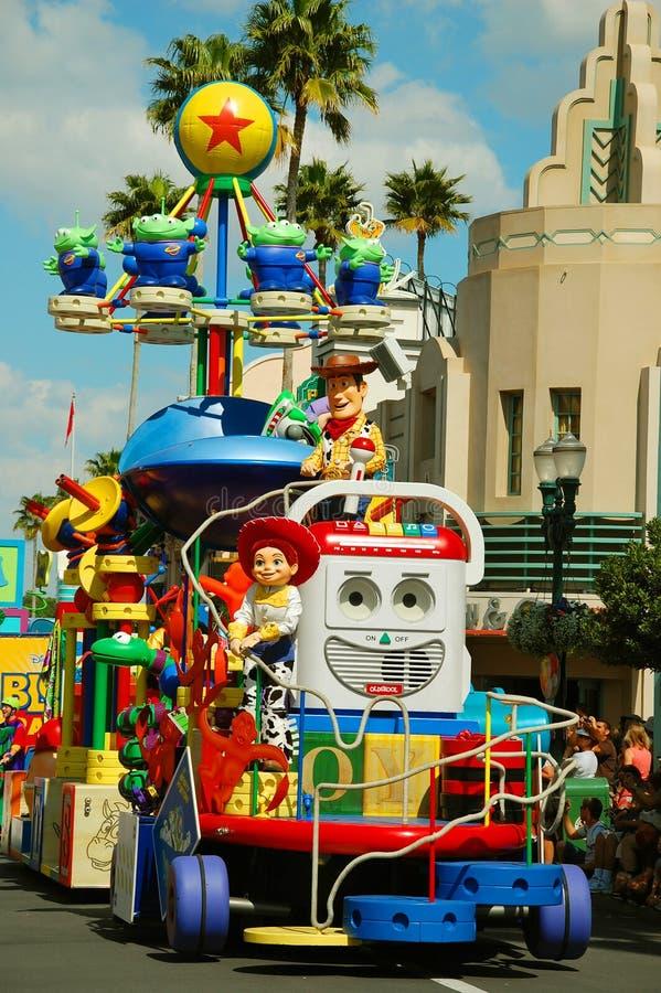 Woody e Jessie immagini stock libere da diritti