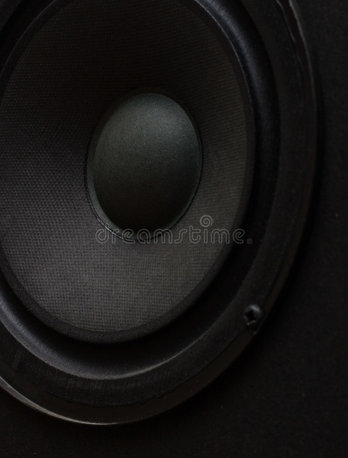 Free Woofer Stock Image - 469401