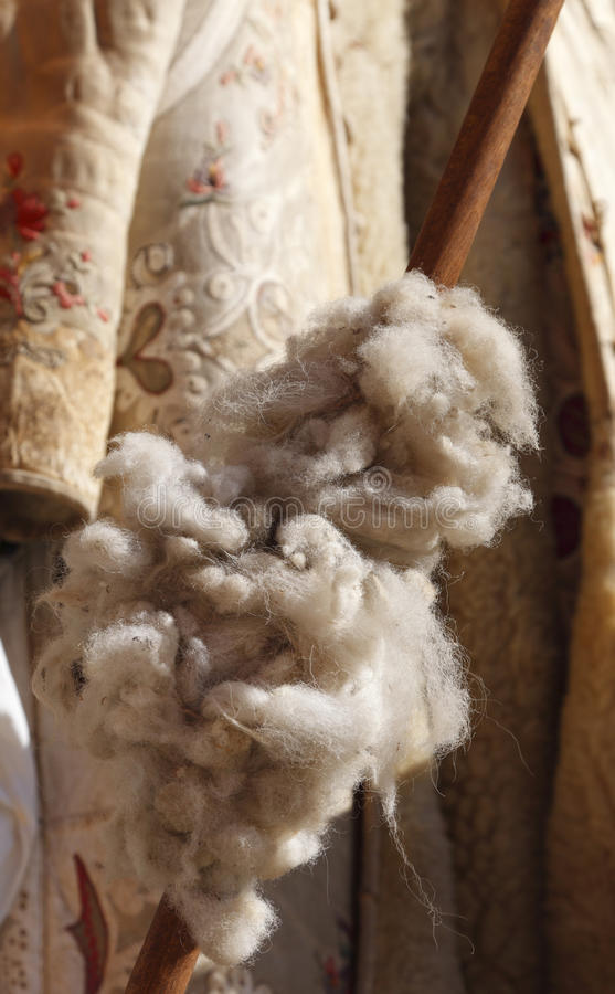 Download Wool stock image. Image of wooden, objects, sheep, thread - 11016457