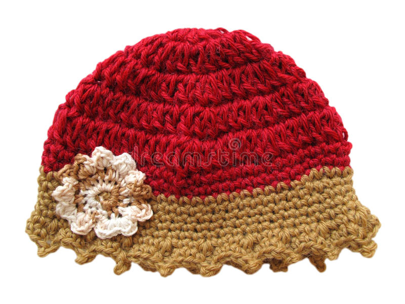 Download Wool Cap For Child Royalty Free Stock Photography - Image: 27241137